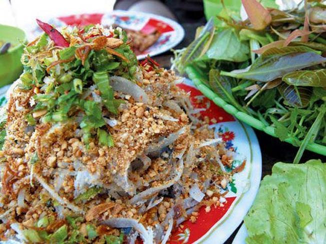 Gỏi cá Biên Hòa