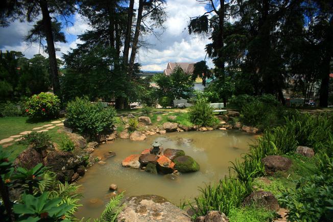 Biệt thự Lam Ngọc nơi nghỉ ngơi cuối tuần của gia đình Trần Lệ Xuân