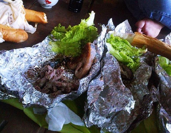 Thịt bò ốp bô món ăn tuyệt vời khi đi du lịch bụi Đà Lạt