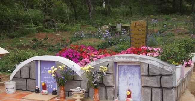 Đồi thông hai mộ trở thành địa điểm tham quan ở đà lạt nổi tiếng