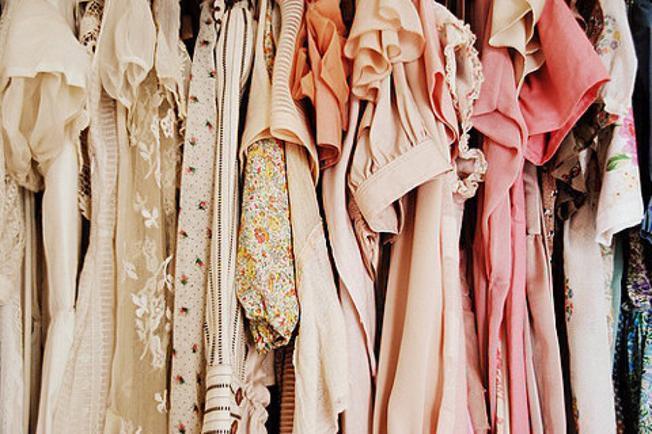 Quần áo cũ vừa đẹp, vừa rẻ, vừa độc đáo