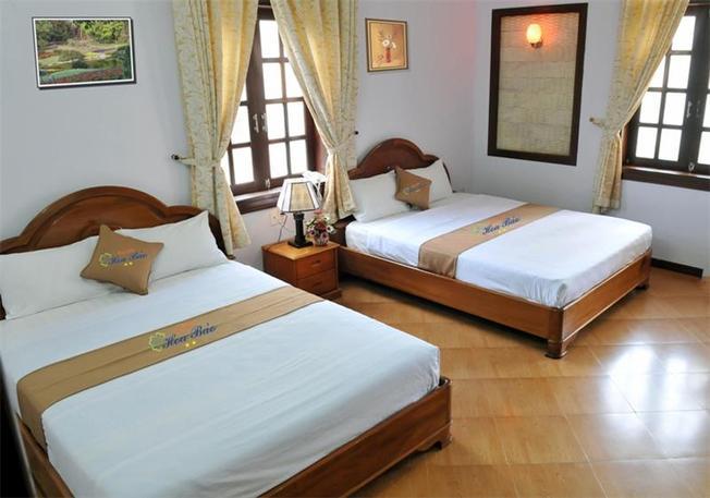 Phòng nghỉ sang trọng tại Hoa Bảo hotel