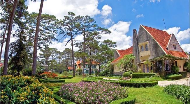 Địa điểm du lịch Đà Lạt, Dalat Cadasa Resort