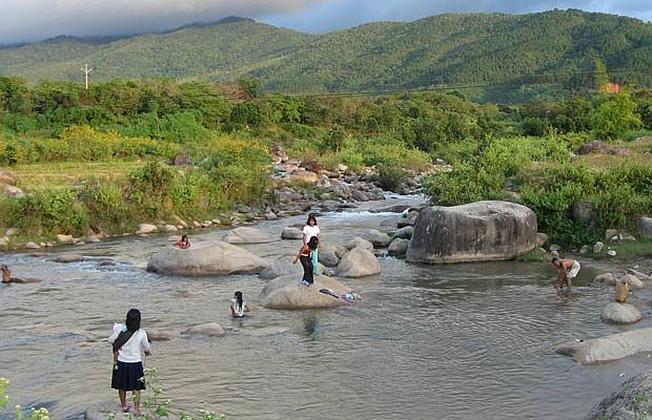 Suối nước nóng Đam Rông địa điểm du lịch Đà Lạt