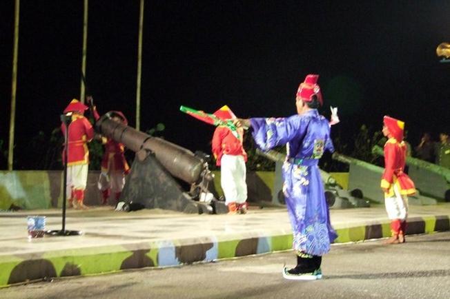Nghi thức bắn súng Thần Công dần dần trở thành nét đặc trưng ở Vũng Tàu