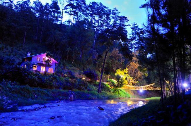Ma rừng lữ quán địa điểm du lịch ở Đà Lạt mới mẻ ít người biết đến