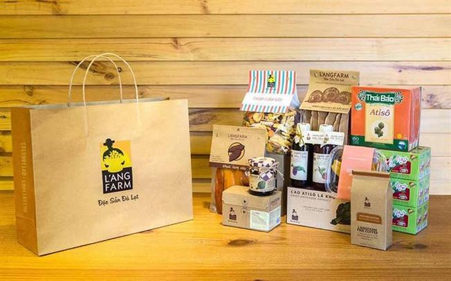 Những món quà ý nghĩa và độc đáo mà L'ANGFARM mang lại để du khách tặng cho người thân