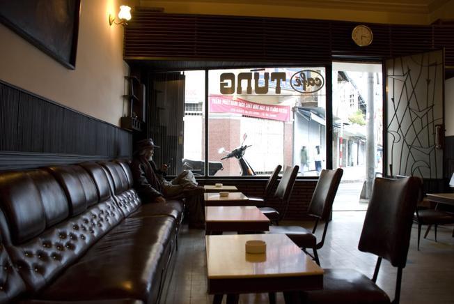 Quán Café Tùng Một nét văn hóa của người Đà Lạt