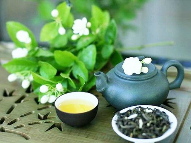 Trà ướp hoa một nét tinh tế của văn hóa trà Đà Lạt