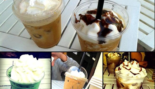 Những ly cà phê đường phố cực ngon tại Americano Coffee Takeaway