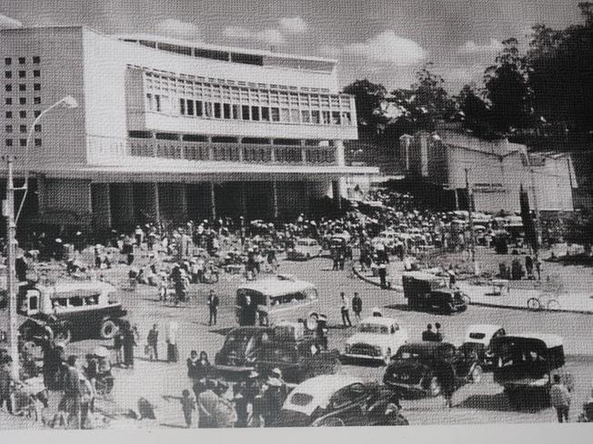 Từ xưa chợ Đà Lạt đã trở thành trung tâm trao đổi buôn bán sầm uất