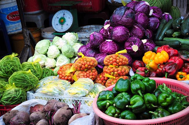 Rau tươi Đà Lạt nguồn thực phẩm sạch san toàn