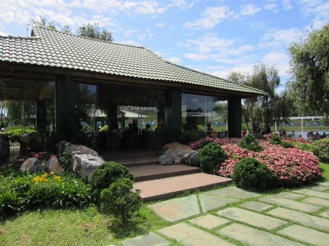 Cafe sân vườn nổi bật tại Đà Lạt