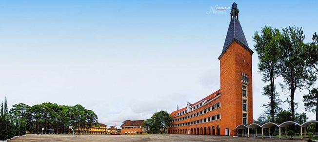 Trường học cổ nhất Đà Lạt