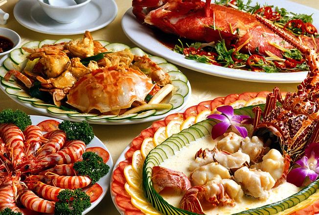 Những món hải sản không thể thiếu trong thực đơn của nhà hàng