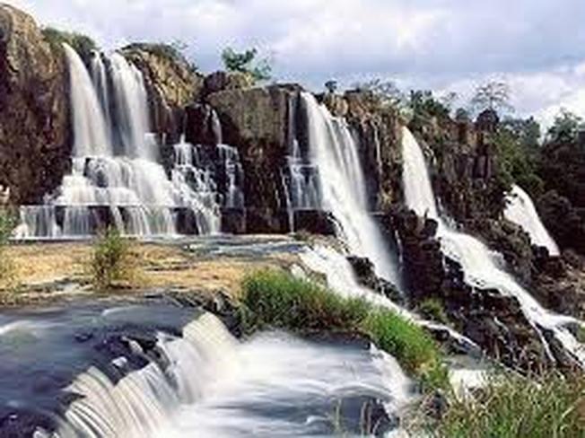 Huyền thoại của thác nước
