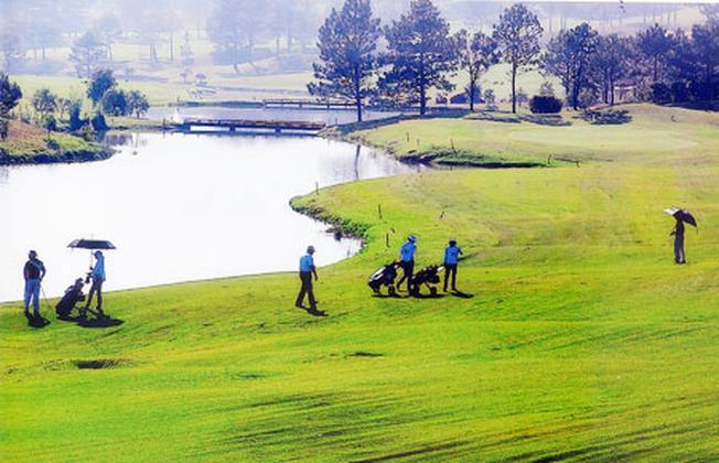 Đây là nơi tổ chức những giải Golf quốc gia