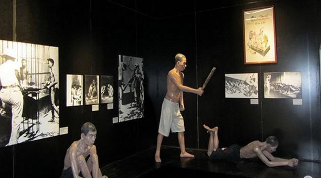 Những người chiến sĩ cách mạng bị tra tấn dã man tại nhà tù Côn Đảo