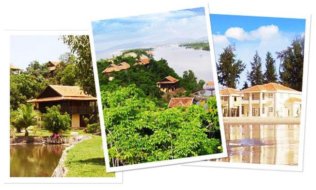 Khu du lịch Sông Ray là điểm đến Vũng Tàu được lòng nhiều du khách