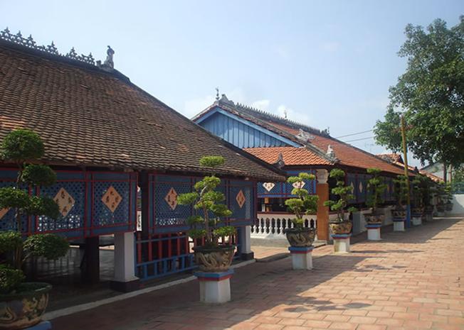 Một góc nhà Lớn địa điểm đẹp ở Vũng Tàu