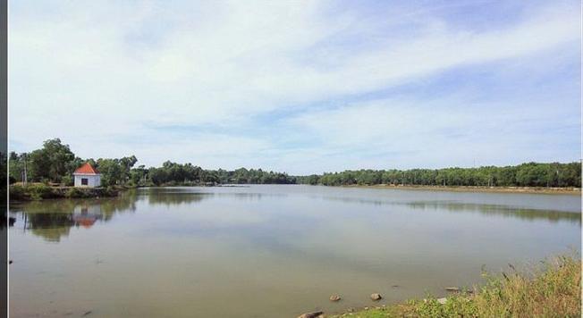 Hồ Mang Cá mang đến chốn bình yên