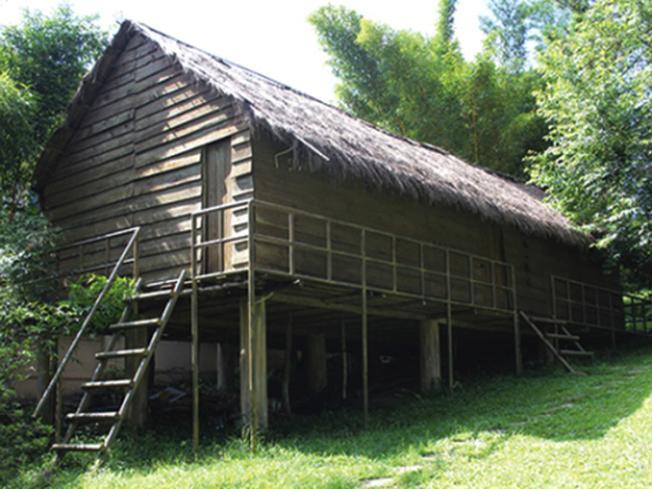 Nếp nhà người K'Ho