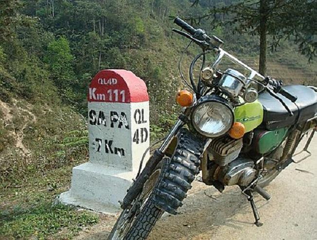 Đi phượt bằng xe máy vừa tiết kiệm lại vừa cho ta những kỷ niệm phó phai