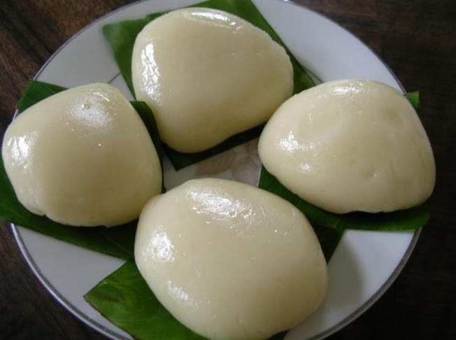 Bánh dầy Sa Pa