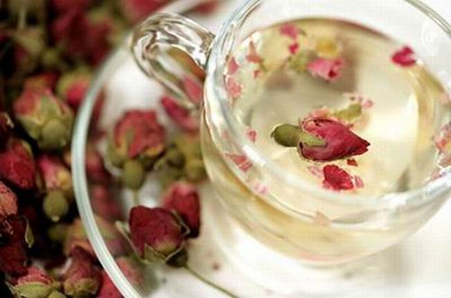 Trà hoa hồng Đà Lạ