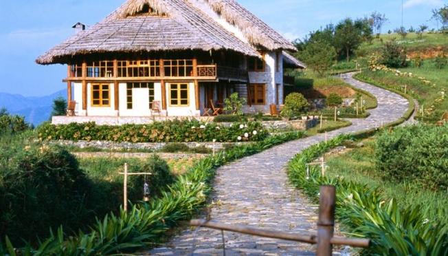Là một trong những khách sạn ở Sapa hướng đến môi trường sinh thái