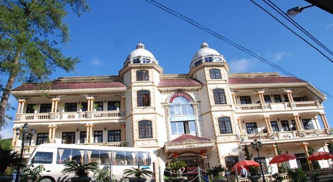"""Khách sạn Hoàng Hà """"điểm nghỉ dưỡng tuyệt vời"""" khi du lịch Sa Pa"""