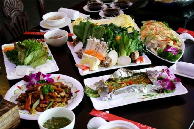 Những món ăn đặc sắc tại khách sạn Hoàng Hà Sa Pa