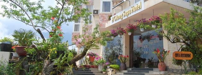 Khách sạn Hmong Sapa vẻ đẹp yên bình