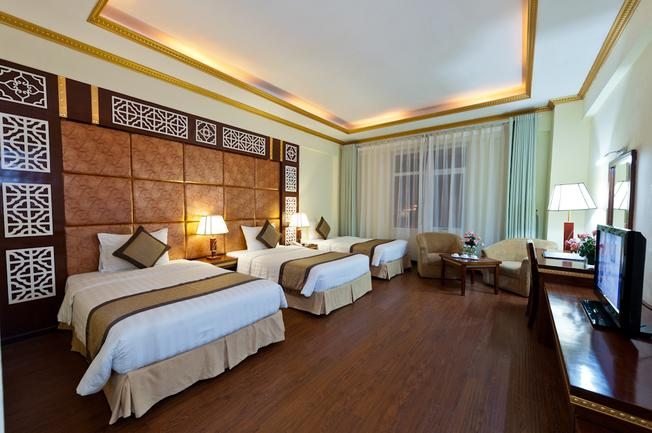 Những nội thất và tiện nghi trong khách sạn Mường Thanh