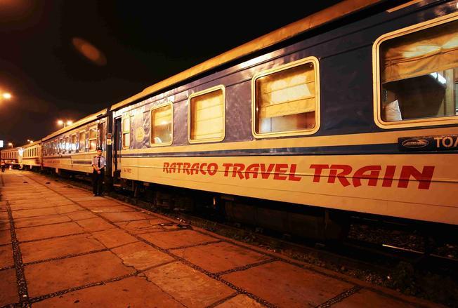 Du lịch Sa Pa bằng phương tiện tàu hỏa