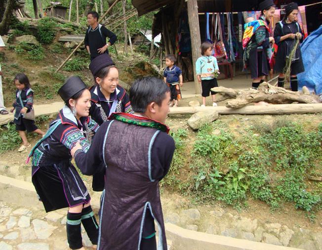 Dân tộc H'Mông ở Sa Pa