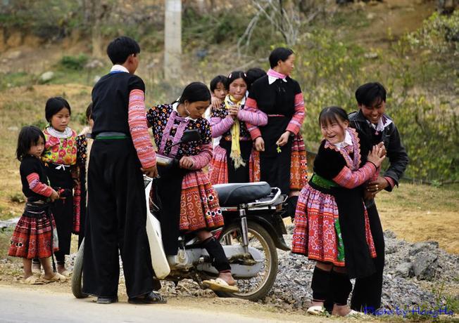 Tục kéo vợ của người dân tộc H'Mông