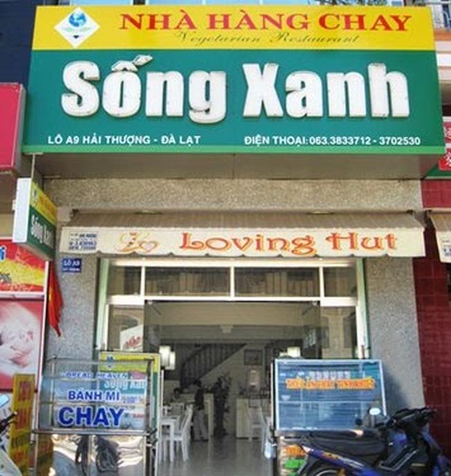 Nhà hàng chay Sóng Xanh