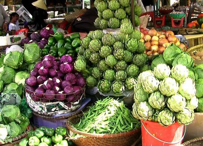 Các món ăn ngon từ rau củ Đà Lạt - Vntrip.vn