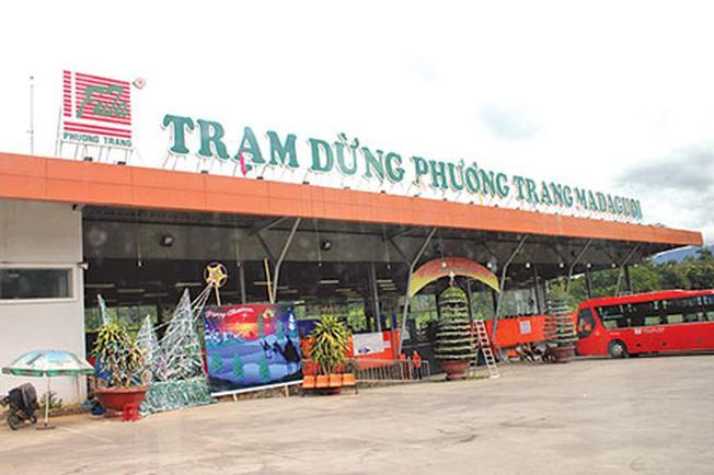 Trạm dừng chân Phương Trang - Madagui