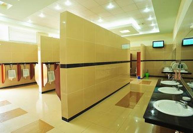 Hệ thống nhà vệ sinh trạm dừng chân Tâm Châu