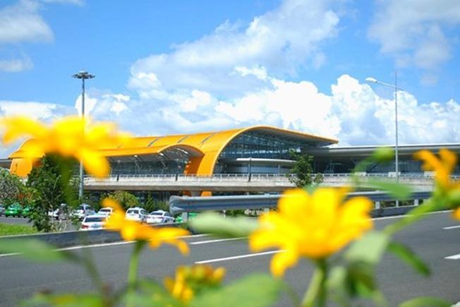 Sân bay Đà Lạt đầy ấn tượng