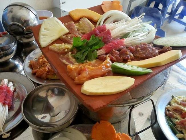 Nướng ngói – món ăn ngon Đà Lạt hấp dẫn nhiều du khách