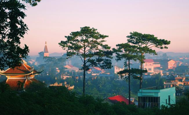 Điểm du lịch Đà Lạt, nơi có khí hậu ôn hòa, dễ chịu nhất Việt Nam