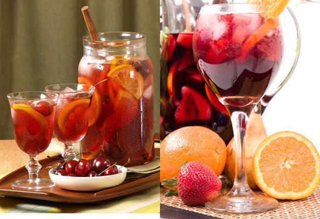 Những ly cocktail thơm ngon làm phong phú thêm thực đơn của chè Nam Bộ