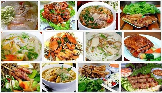 Nha Trang nổi tiếng với rất nhiều món ăn ngon