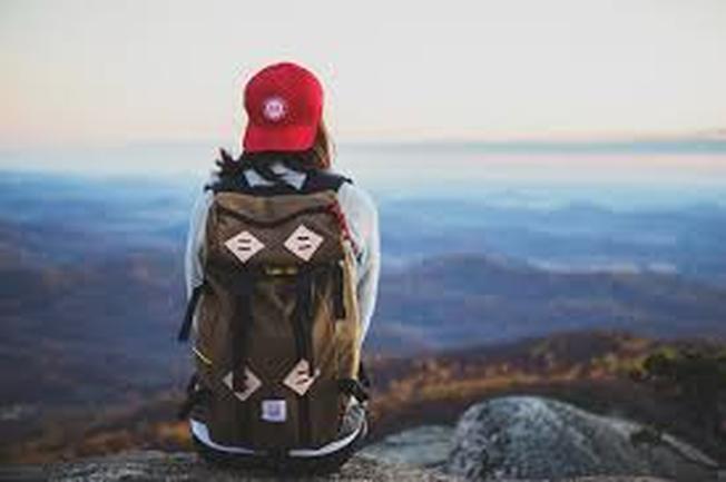 Cô đã hình thành thói quen du lịch bụi một mình
