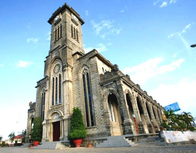 Nhà thờ Núi (Ảnh sưu tầm)