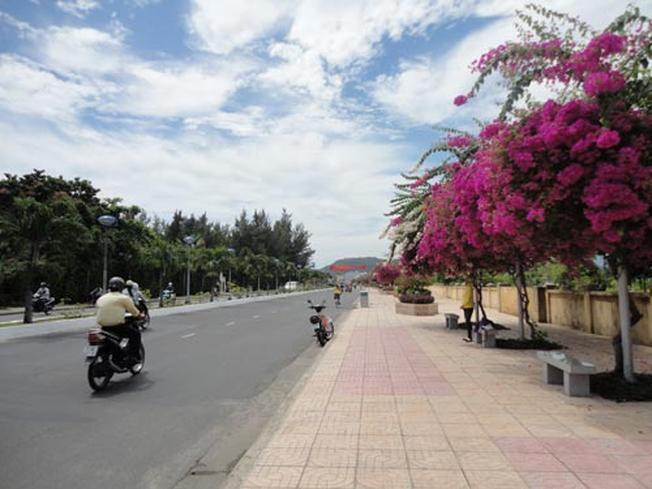 Đường phố Nha Trang