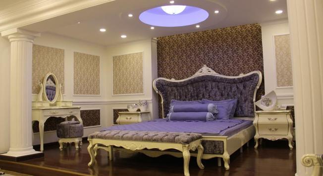 Vẻ cổ điển sang trọng của khách sạn Royal Dalat
